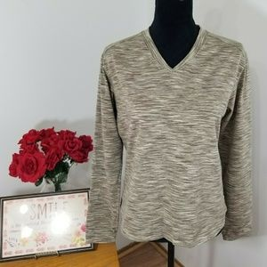 Lucy V-Neck Long Sleeve Top